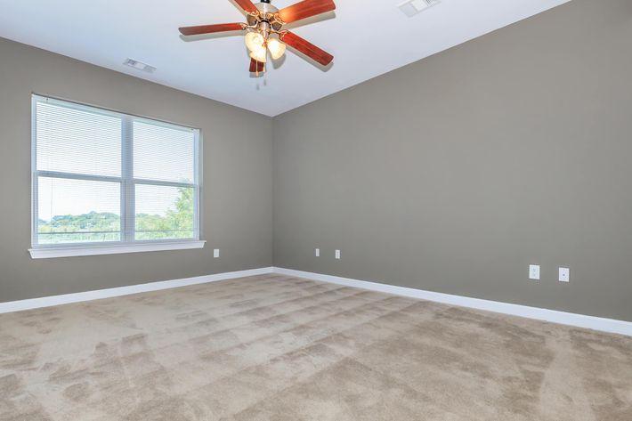 Carpeted Floors