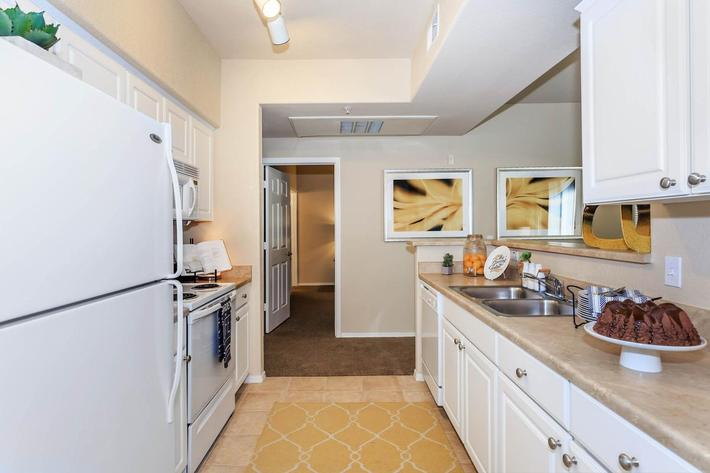 Beautiful Kitchen Counters