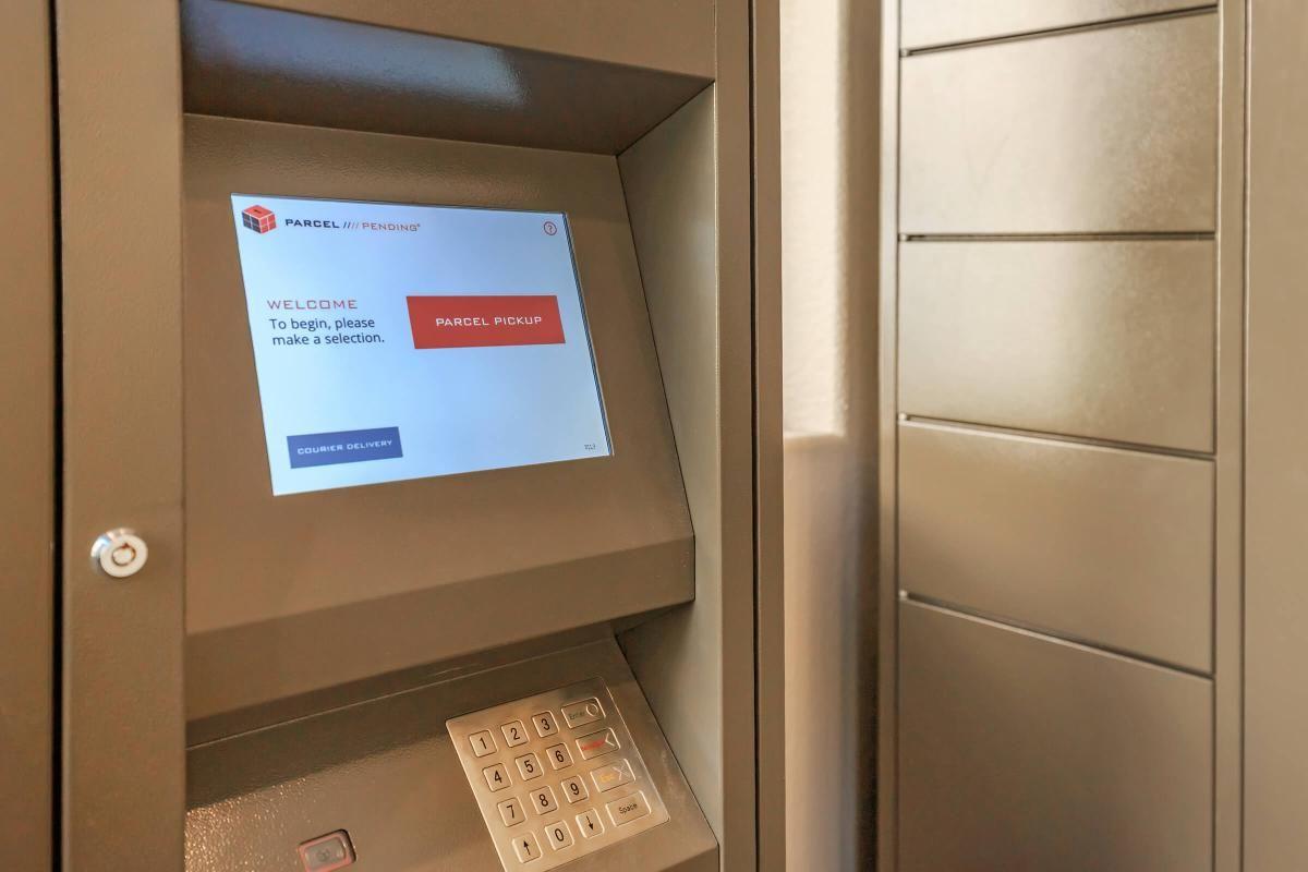 Aliante Apartment Homes Mailroom