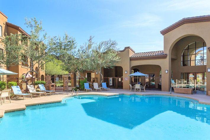 Gracious Living in Scottsdale, Arizona
