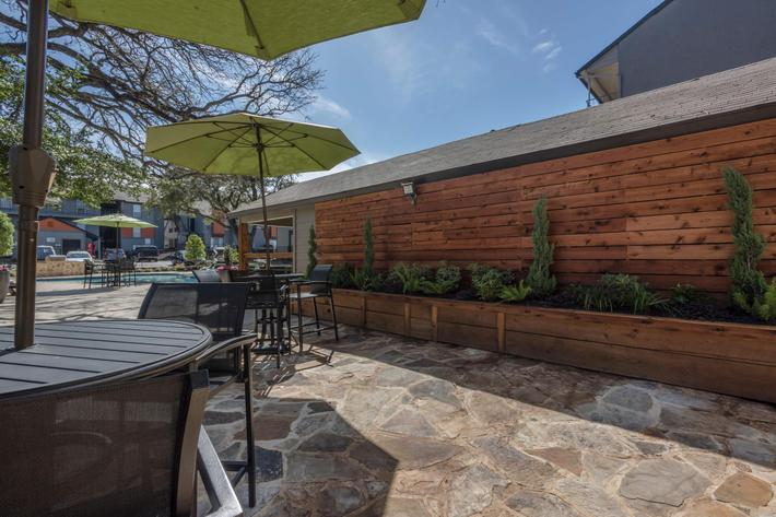 Relax on the sun deck at Element