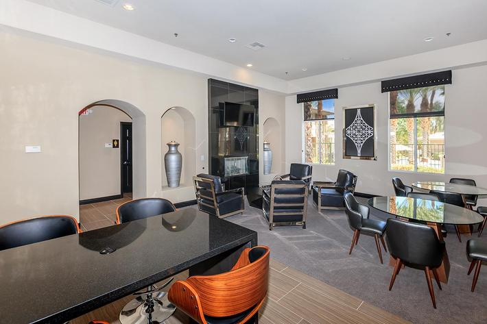 BE PART OF IT ALL AT ST. CLAIR APARTMENTS IN LAS VEGAS, NEVADA