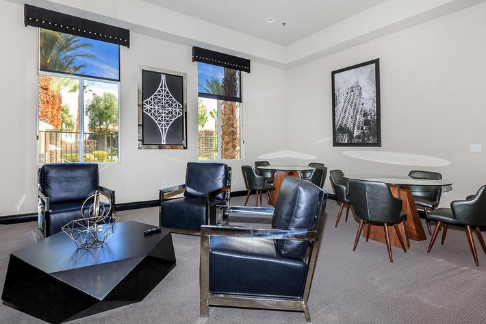 EVERYTHING WITHIN REACH AT ST. CLAIR APARTMENTS IN LAS VEGAS, NEVADA