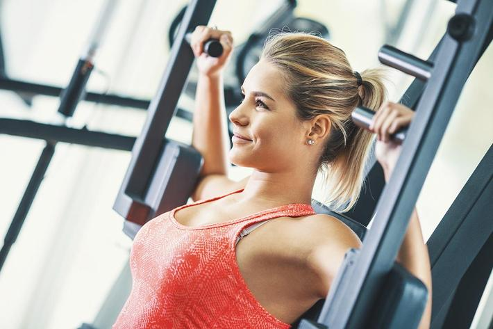 EXERCISE YOUR MIND AND BODY AT ST. CLAIR APARTMENTS IN LAS VEGAS, NEVADA