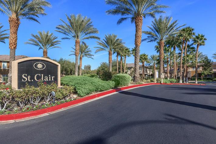 SEE FOR YOURSELF WHY ST. CLAIR APARTMENTS IS YOUR NEW HOME IN LAS VEGAS, NEVADA