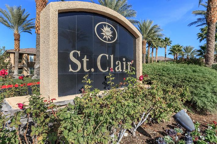 WELCOME HOME TO ST. CLAIR APARTMENTS IN LAS VEGAS, NEVADA