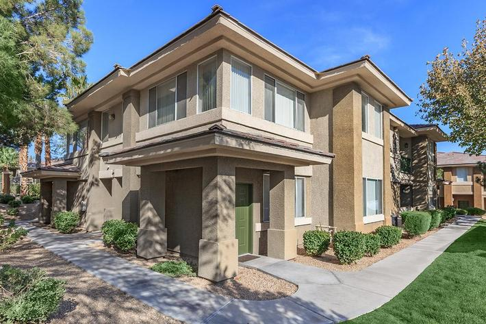 YOUR NEW HOME AWAITS AT ST. CLAIR  APARTMENTS IN LAS VEGAS, NEVADA