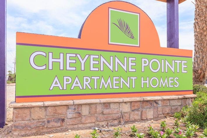 CONTACT US AT 702-644-6500 AT CHEYENNE POINTE IN LAS VEGAS, NEVADA