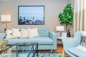 Your New Living Room at The District Apartments in St Louis Missouri