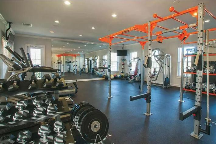 Panther Creek Parc Apartments in Murfreesboro, TN - Fitness Center 01.JPG