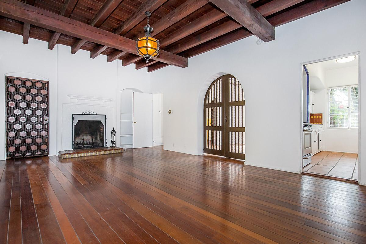 Hardwood Floors and Ceiling Fans