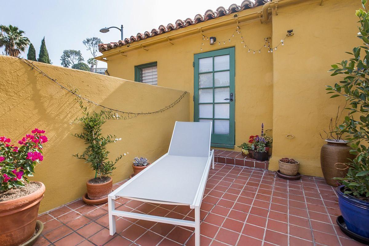 Balcony or Patio Available at Casa Laguna