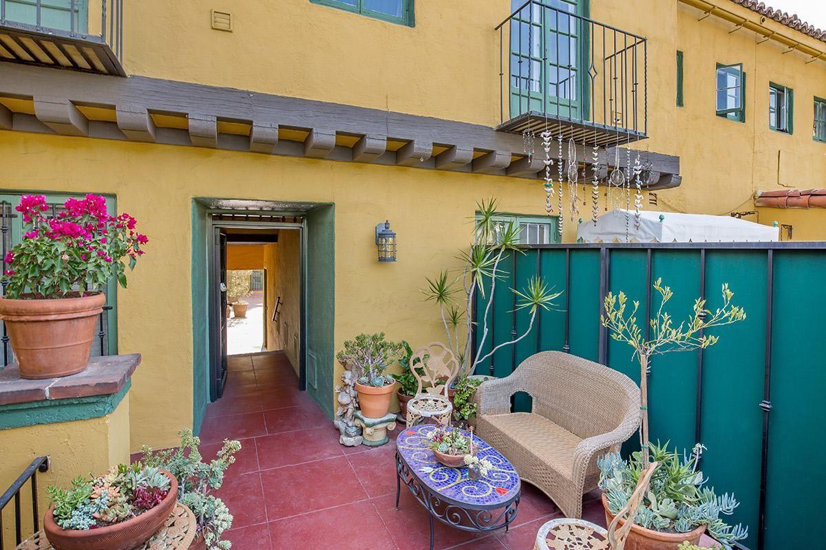 Balcony or Patio Available at Casa Laguna Apartments