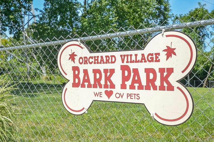 Orchard Village Apartments in Manchester, MO - Dog Park 01.jpg