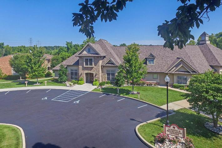 Orchard Village Apartments in Manchester, MO - Exterior 11.jpg