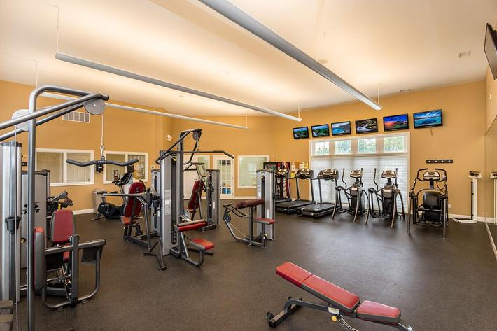 Orchard Village Apartments in Manchester, MO - Fitness Center 01 (2).jpg