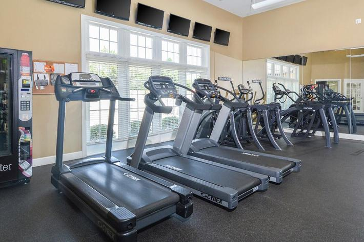 Orchard Village Apartments in Manchester, MO - Fitness Center 02.jpg