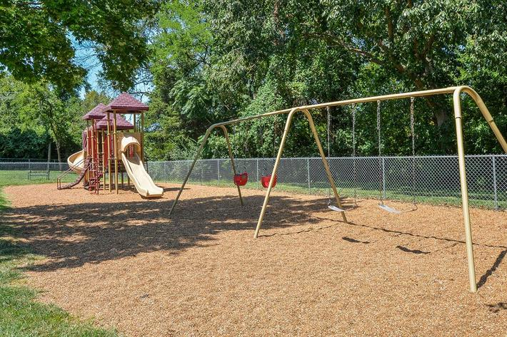 Orchard Village Apartments in Manchester, MO - Playground 04.jpg