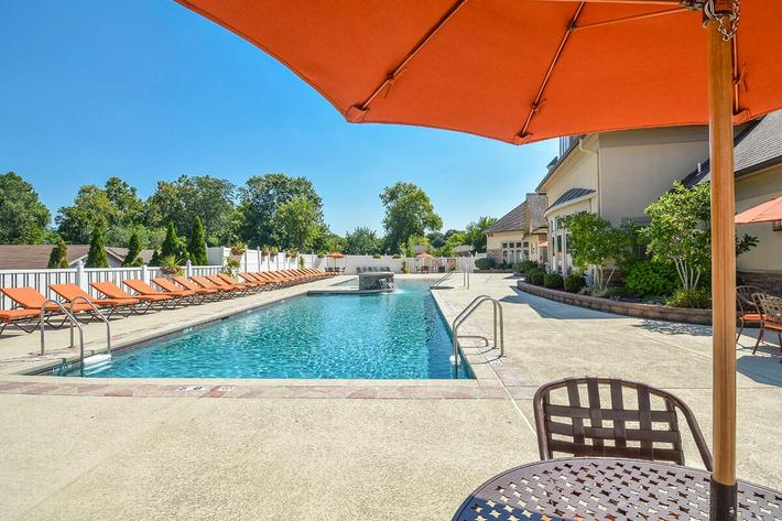 Orchard Village Apartments in Manchester, MO - Swimming Pool 05.jpg