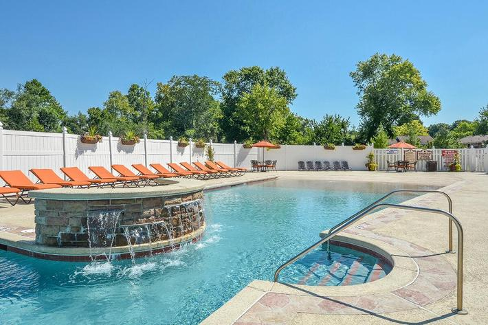 Orchard Village Apartments in Manchester, MO - Swimming Pool 07.jpg