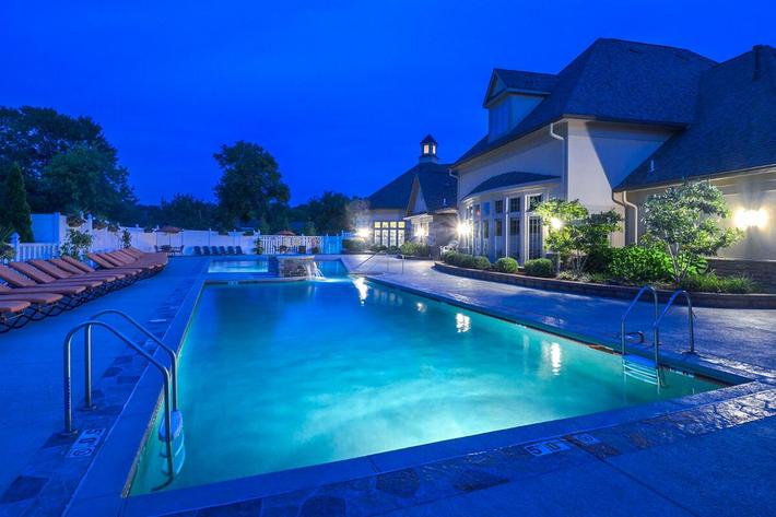 Orchard Village Apartments in Manchester, MO - Swimming Pool 09.jpg