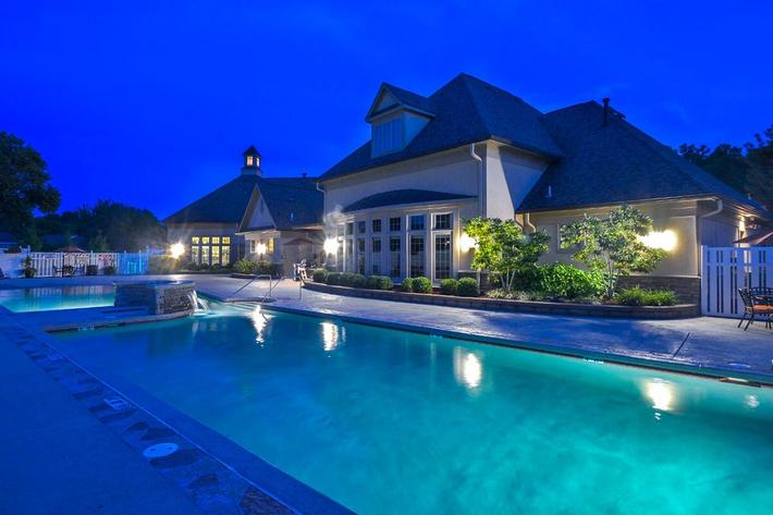 Orchard Village Apartments in Manchester, MO - Swimming Pool 10.jpg