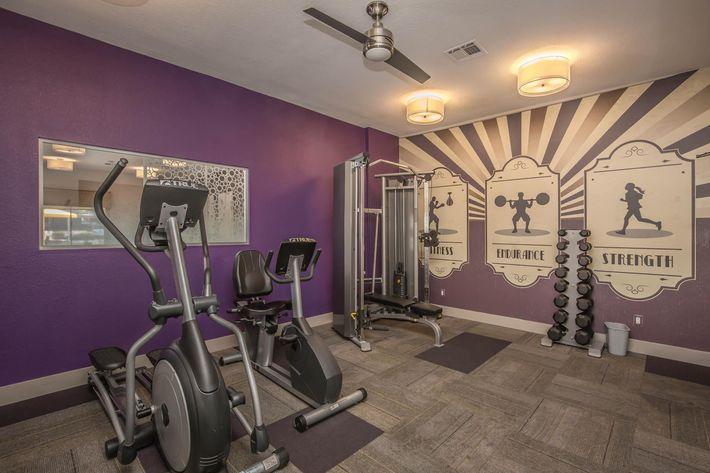 Fitness Center at Sunset Hills, Henderson, Nevada
