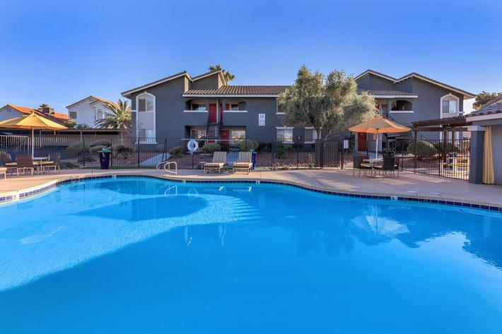 Make Some Waves with Us at Sunset Hills, Henderson, Nevada