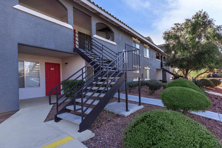 Unique Community Here at Sunset Hills, Henderson, Nevada