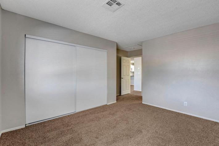 Large Closets Here at Sunset Hills, Henderson, Nevada