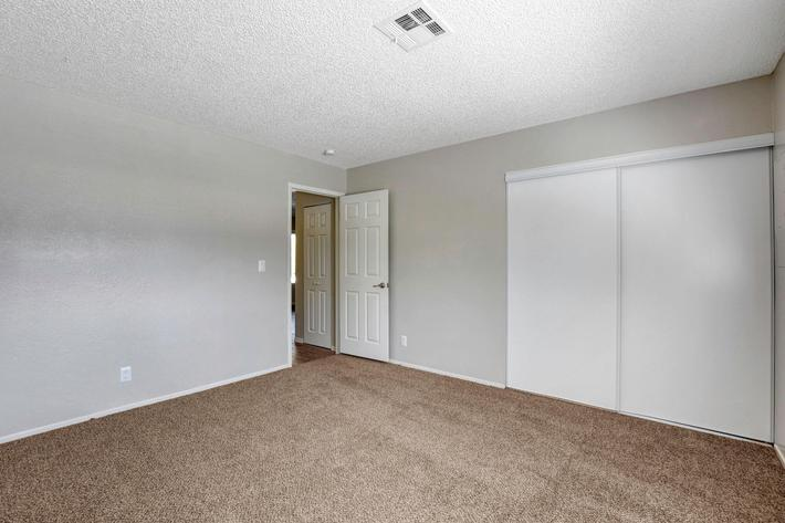 Plush Carpeted Bedrooms at Sunset Hills, Henderson, Nevada