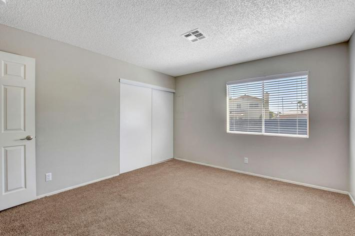 Spacious Bedrooms at Sunset Hills, Henderson, Nevada