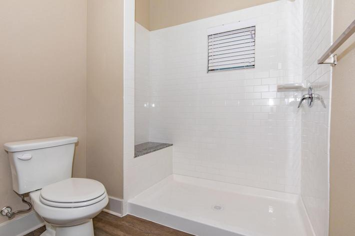Bathtubs and Walk-in Tiled Showers