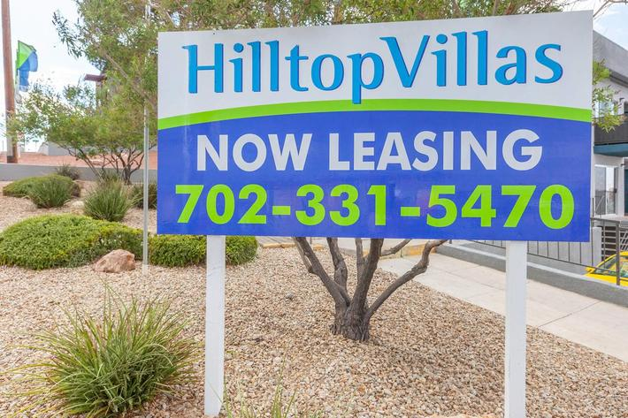 SCHEDULE YOUR PERSONAL TOUR OF HILLTOP VILLAS IN LAS VEGAS TODAY