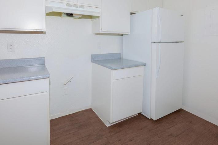 REFRIGERATOR INCLUDED AT HILLTOP VILLAS IN LAS VEGAS