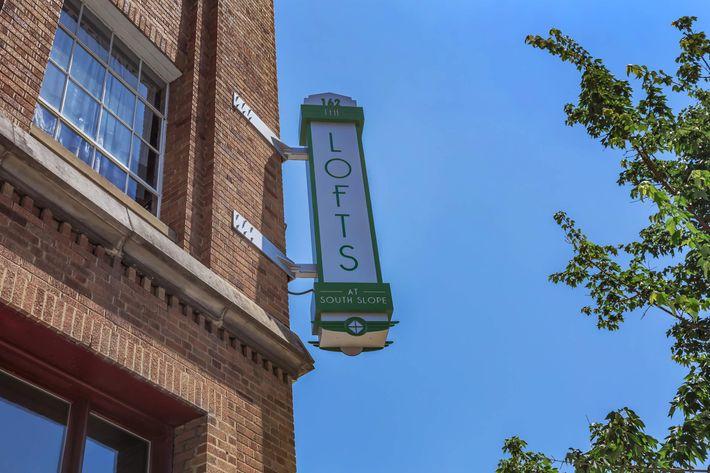 Apartments available at The Lofts at South Slope in Asheville, North Carolina.