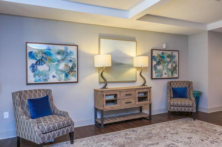 Get comfortable at The Lofts at South Slope in Asheville, North Carolina.