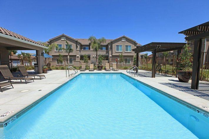 Take a dip in the pool at Villa Sa Vini