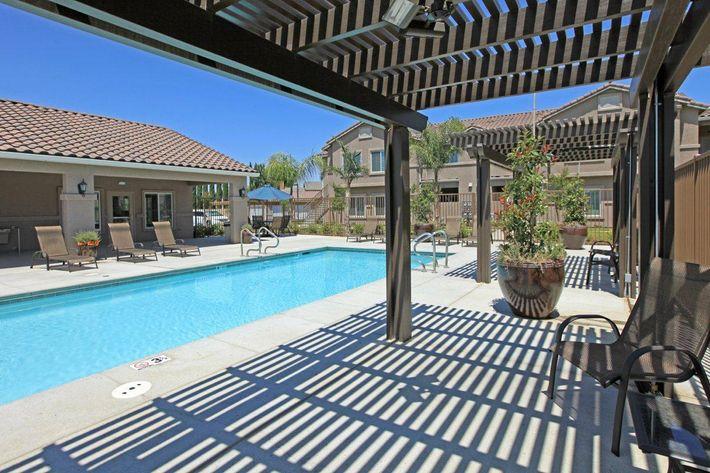 Enjoy the pool at Villa Sa Vini