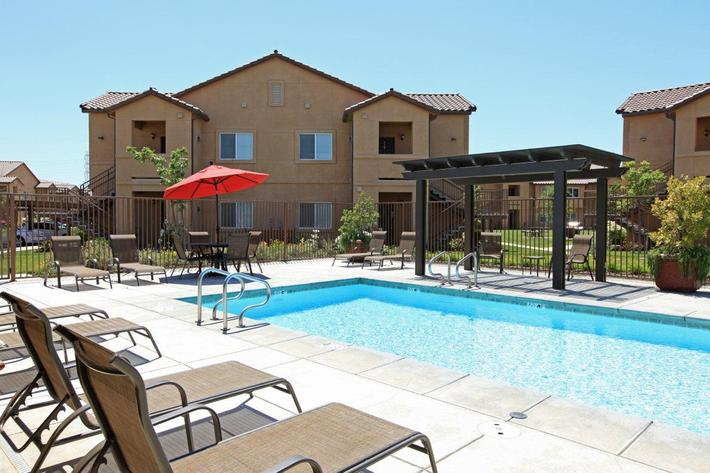 Soak up the sun by the pool at Villa Sa Vini
