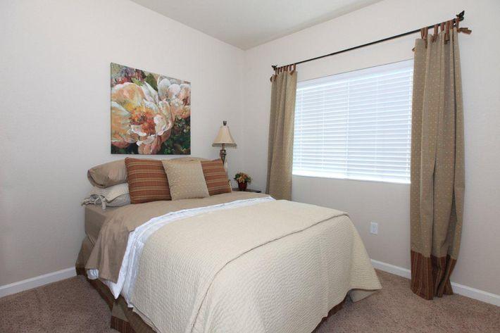 We have comfortable bedrooms at Villa Sa Vini