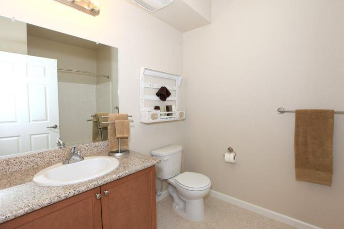 Villa Sa Vini provides modern bathrooms