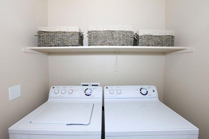 Villa Sa Vini provides laundry facilities in home