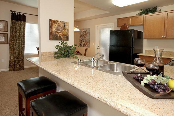 You will love the contemporary kitchens at Villa Sa Vini