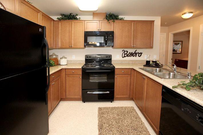 We have all-electric kitchens at Villa Sa Vini