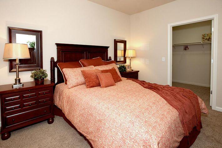 You will love the cozy bedrooms at Villa Sa Vini