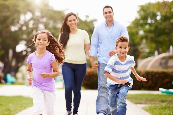 Hispanic Family Walking.jpg
