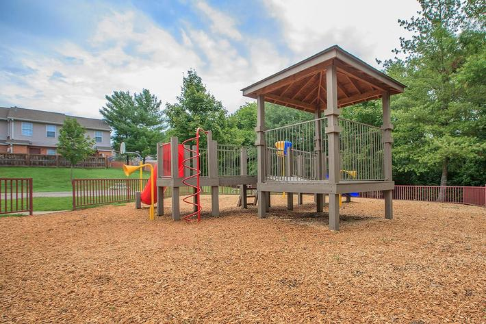 Playground at Hickory Pointe