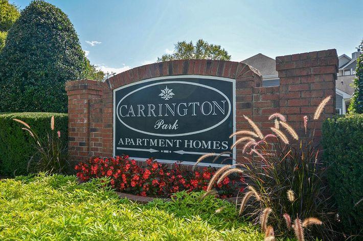 Carrington Park Apartments in Murfreesboro, TN - Exterior 18.jpg