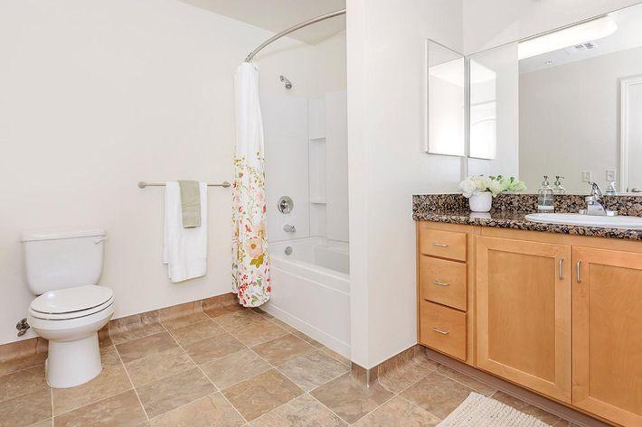 Watermark provides modern bathrooms